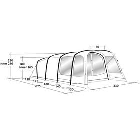 Outwell Broadlands 5A teltta